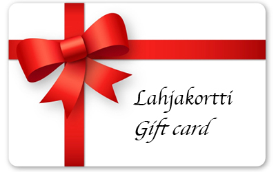 Gift Card for Musiikkitoteemi Online Shop and Music School