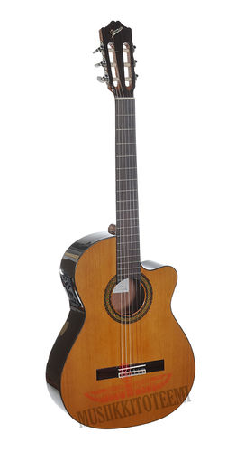 Cuenca 30 CW E2 – acoustic guitar with microphone