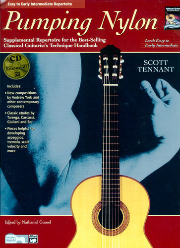 Pumping Nylon, Easy to Intermediate Repertoire - Scott Tennant