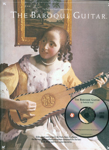 The Baroque Guitar - Frederick Noad