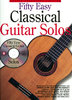Fifty Easy Classical Guitar Solos - Jerry Willard