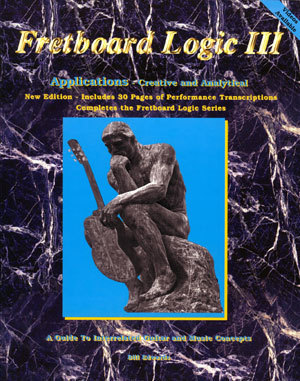Fretboard Logic III - Bill Edwards