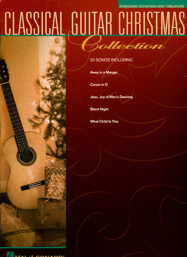 Classical Guitar Christmas Collection - Hal Leonard