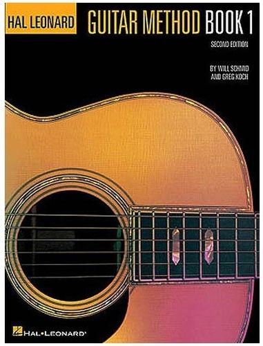 Guitar Method, Book 1 - Hal Leonard