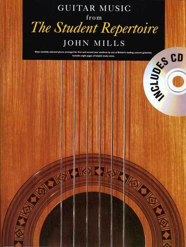 Guitar Music from The Student Repertoire - John Mills