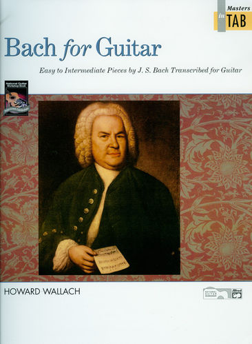 Bach for Guitar - Howard Wallch