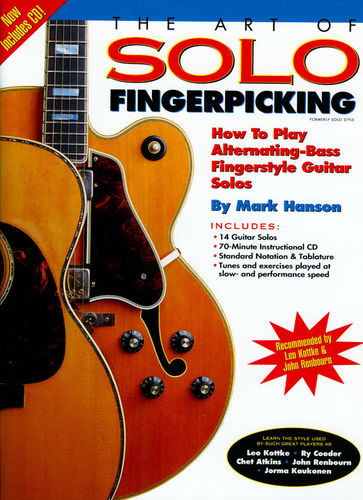 The Art of Solo Fingerpicking - Mark Hanson
