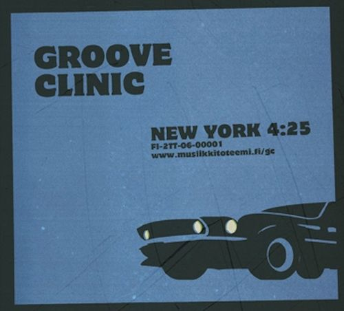Groove Clinic: New York [TOTEM 002]