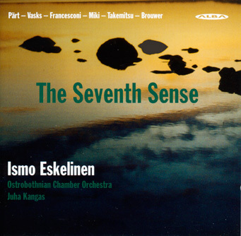 Ismo Eskelinen: The Seventh Sense [ABCD 213]