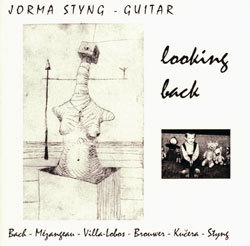Jorma Styng: Looking Back [JOCD 404]