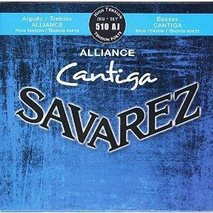Savarez Cantiga Alliance 510 AJ, High Tension