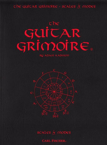 The Guitar Grimoire, Scales & Modes - Adam Kadmon