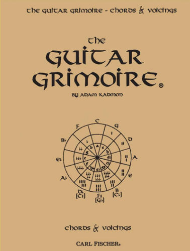 The Guitar Grimoire, Chords & Voicings - Adam Kadmon