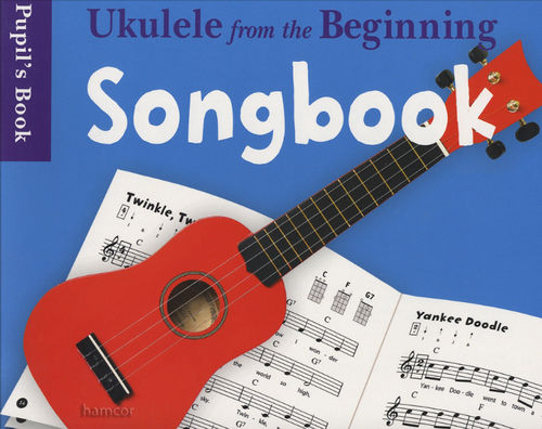 Ukulele From The Beginning, Songbook
