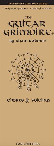 The Guitar Grimoire, Chords & Voicings, Case Book - Adam Kadmon