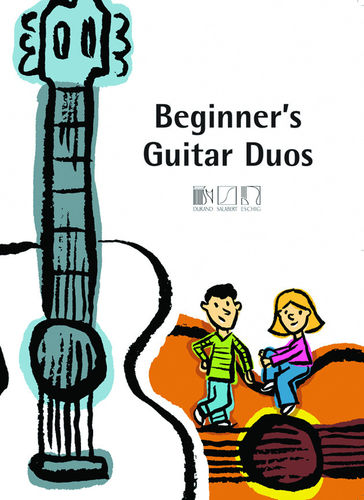 Beginner's Guitar Duos – Thomas Hammje