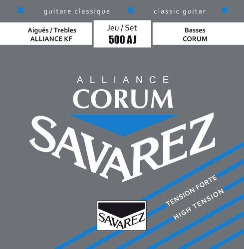 Savarez 500AJ - Corum Alliance High