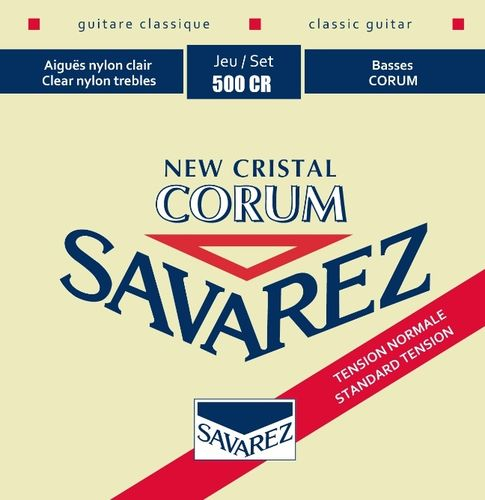 Savarez 500CR - Corum New Cristal Standard