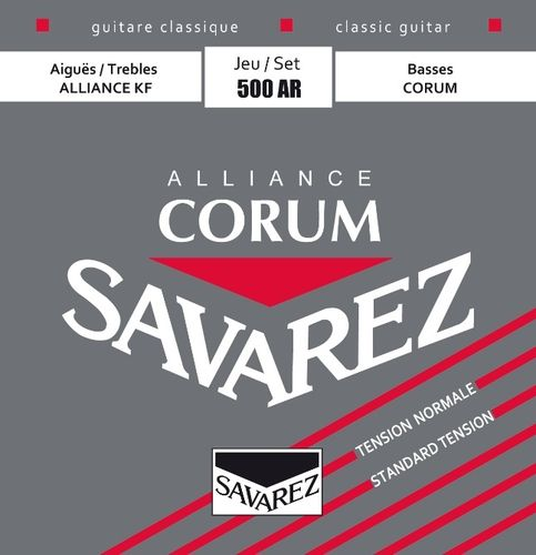 Savarez 500AR - Corum Alliance Medium