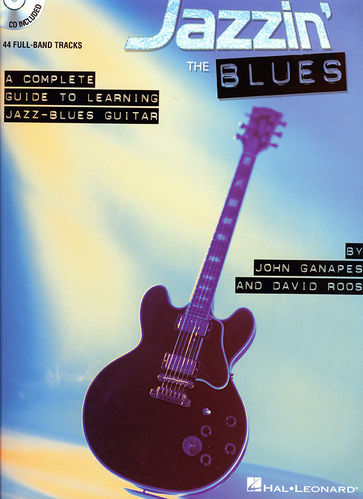 Jazzin the blues (CD) - Ganapes, Roos
