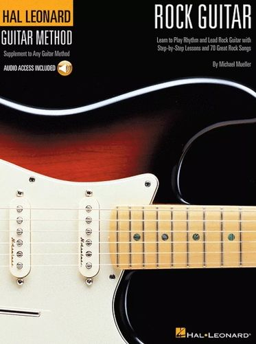 Rock Guitar Method – Michael Mueller