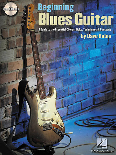 Beginning Blues Guitar – Dave Rubin