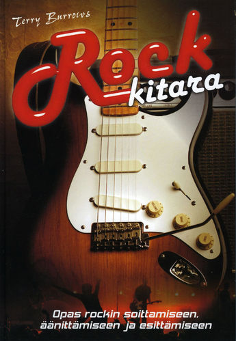 Rock Kitara – Terry Burrows