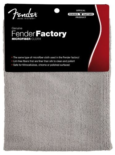 Fender Microfiber cloth