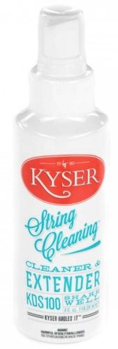 Kyser KDS100 – string cleaning