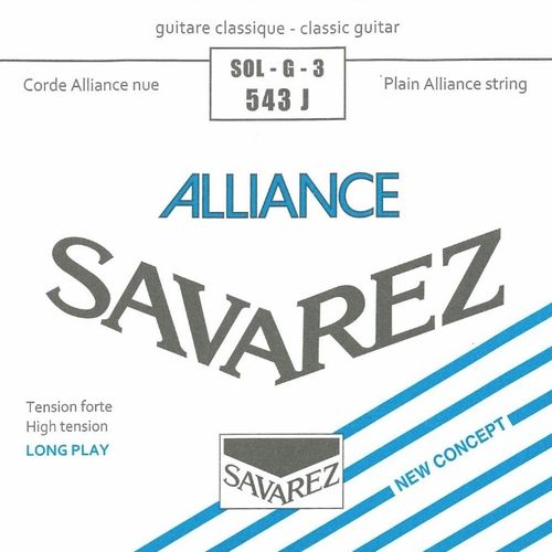 Savarez Alliance 543 J – 3rd string
