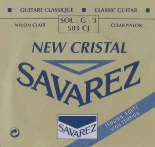 Savarez New Cristal 503 CJ – 3rd string