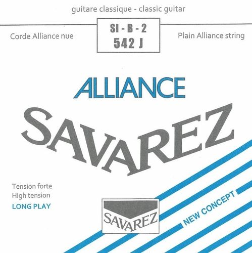 Savarez Alliance 542 J – 2nd string