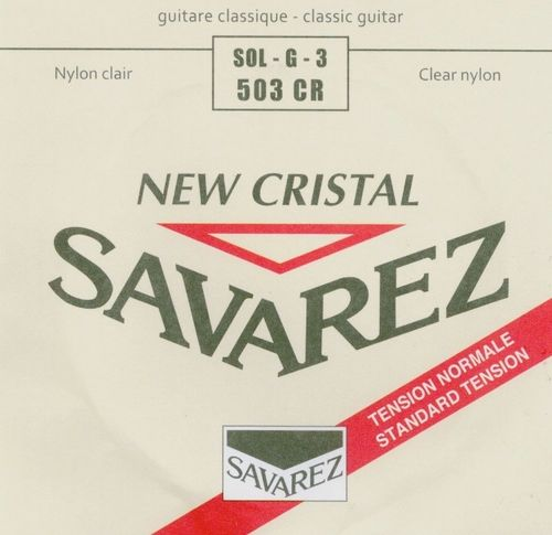 Savarez New Cristal 503 CR – 3rd string