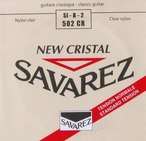 Savarez New Cristal 502 CR – 2nd string