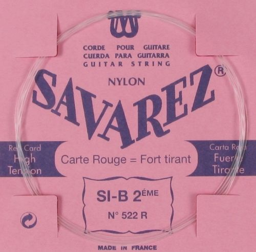 Savarez 522 R – 2nd string