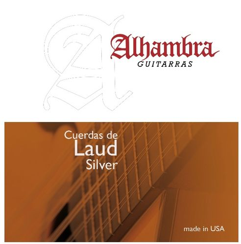 Alhambra Silver - Strings for Lute