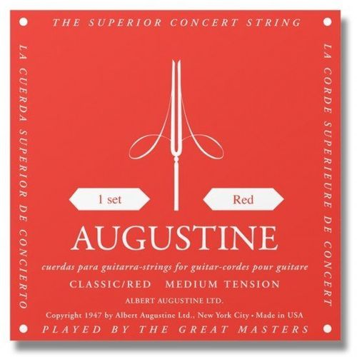 Augustine Classic Red Medium/Medium