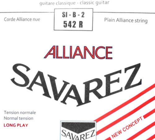 Savarez Alliance 542 R – 2nd string