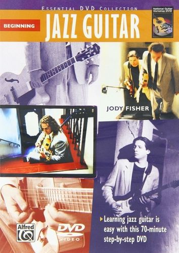 Beginning Jazz Guitar - Jody Fisher (DVD)
