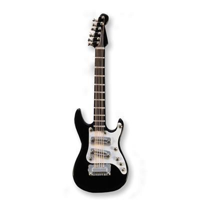 Magnet: Electric Guitar (black/gold)
