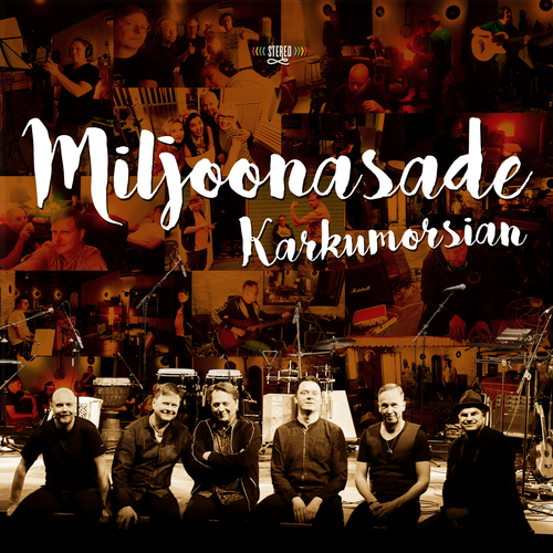 Karkumorsian (LP Disc) - Miljoonasade