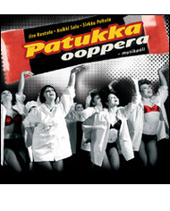 Musikaali: Patukkaooppera (CD)