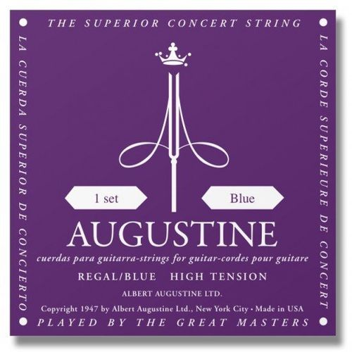Augustine Regal Blue Extra High/High