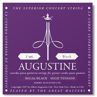 Augustine Regal Black Extra High/Low