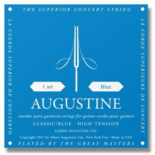 Augustine Classic Blue Medium/High