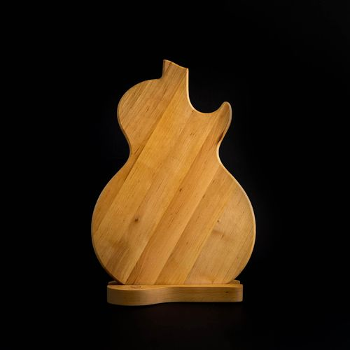 Design Cutting Board - Gibson Les Paul