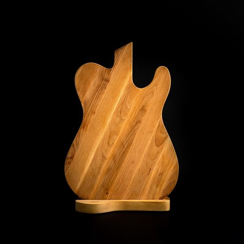 Design Cutting Board - Fender Telecaster
