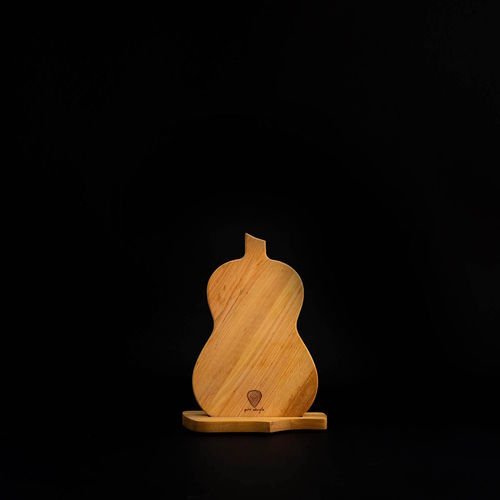 Design Cutting Board - Acoustic Guitar (small)