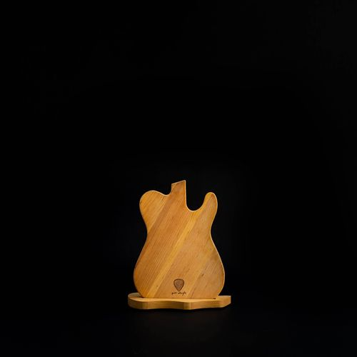Design Cutting Board - Fender Telecaster (small)