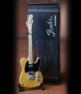 Fender™ Telecaster™- Classic Blonde Miniature FT-001